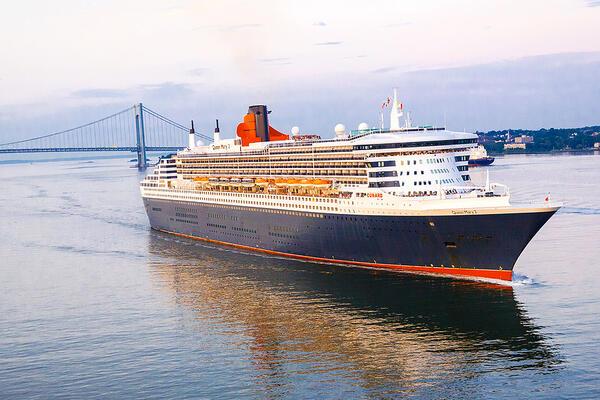 Queen Mary 2 (Photo: Cunard)