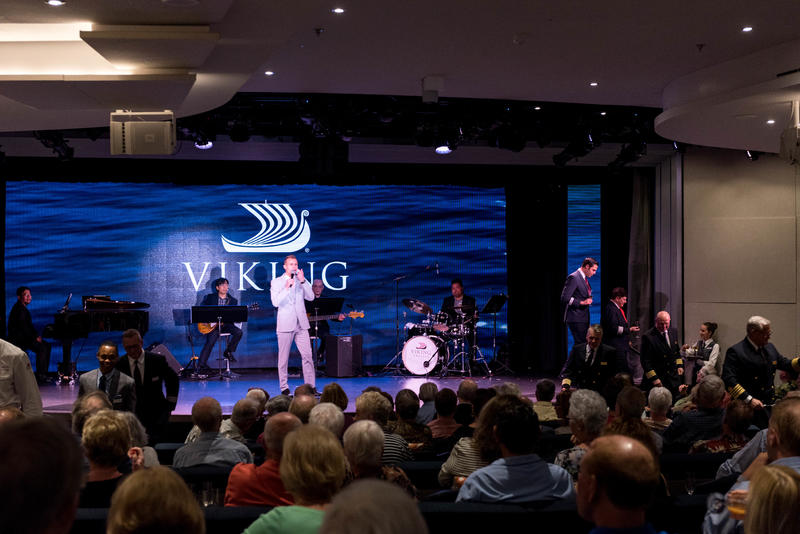 Production Shows on Viking Sea