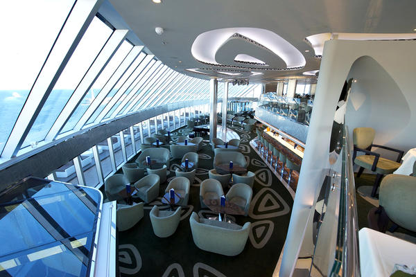 Top Sail Lounge & Restaurant on MSC Seaside (Photo: Cruise Critic)