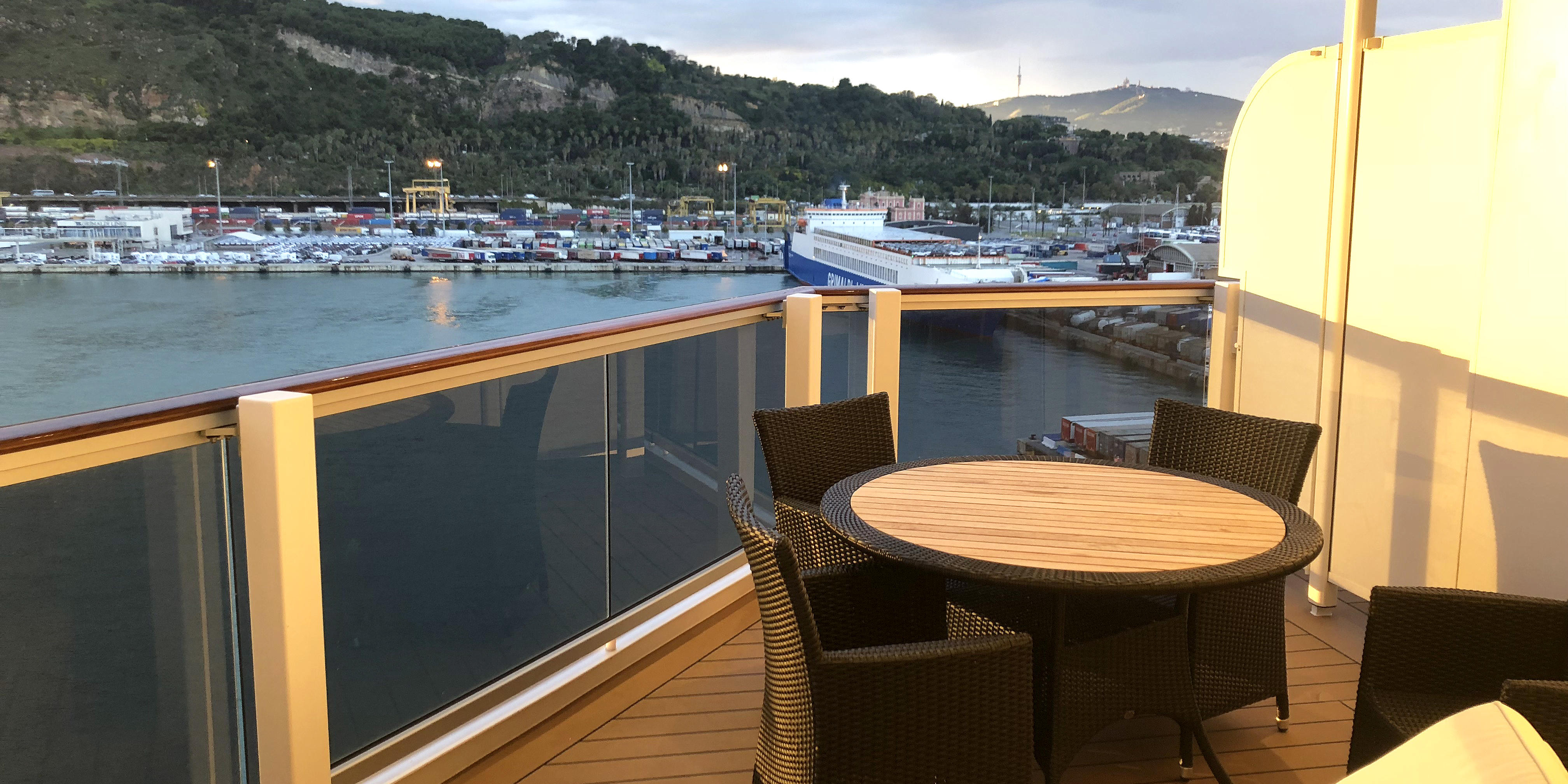 Just Back From MSC Seaview: Can the Yacht Club Concept ...