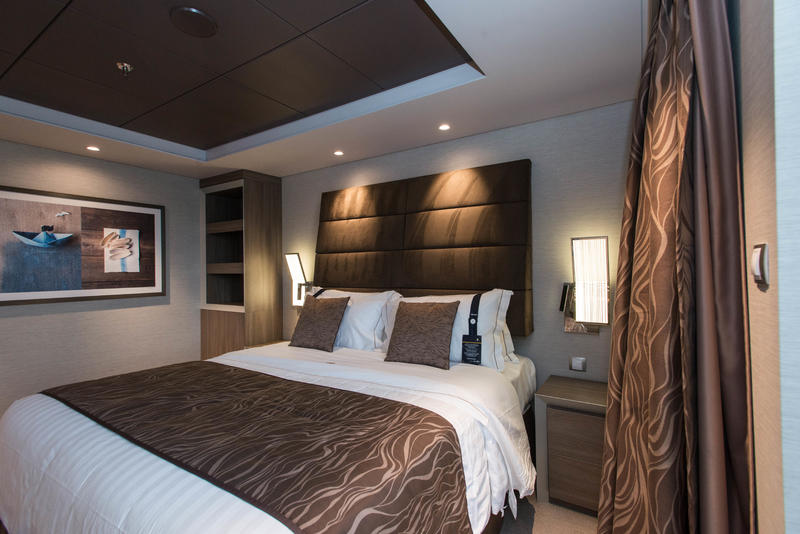 The MSC Yacht Club Royal Suite on MSC Meraviglia