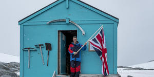 Damoy Hut, Antarctica (Photo by: Hurtigruten)