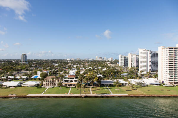 Fort Lauderdale Port (Photo: Cruise Critic)