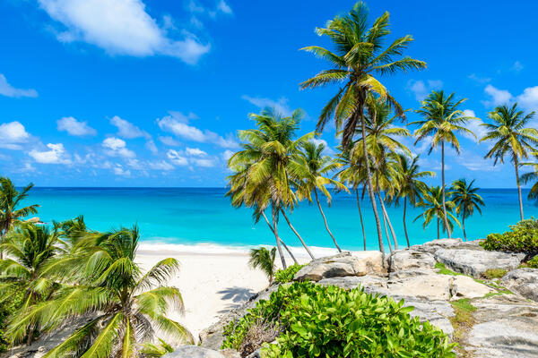 Bottom Bay, Barbados (Photo: Simon Dannhauer/Shutterstock)