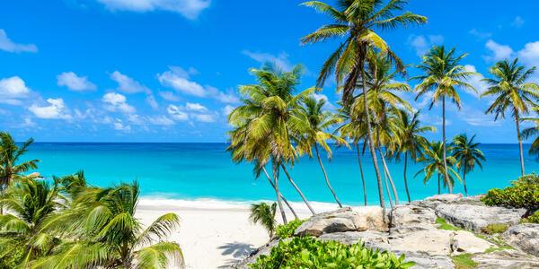 Bottom Bay, Barbados (Photo: Simon Dannhauer/Shutterstock)