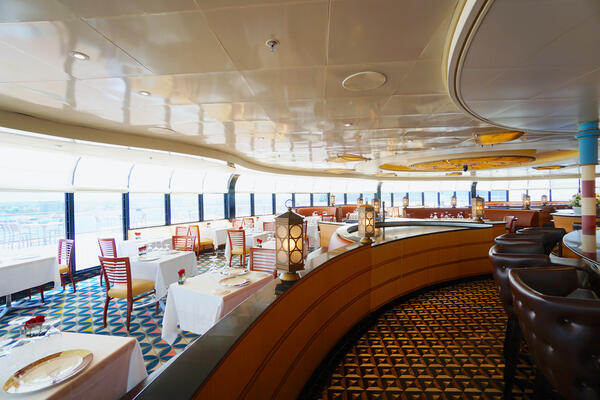 Palo on Disney Magic (Photo: Cruise Critic)