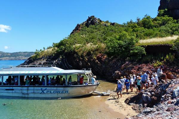 Coral Expeditions Xplorer boat