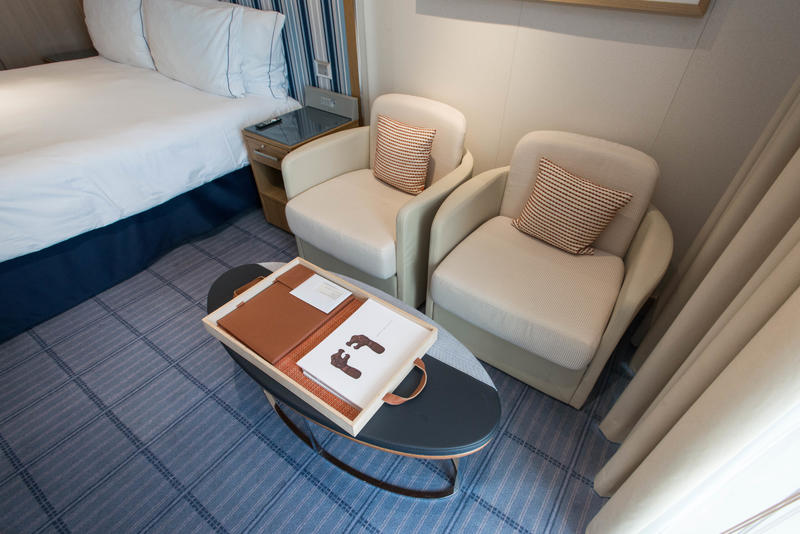 The Veranda Cabin on Viking Sky