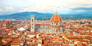 Cathedral of Santa Maria del Fiore in Florence, Italy (Photo: gali estrange/Shutterstock)