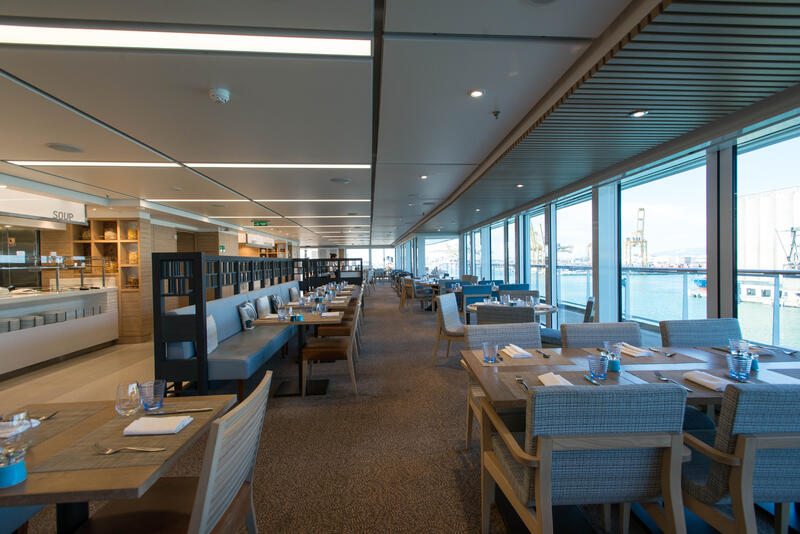 World Cafe on Viking Sky