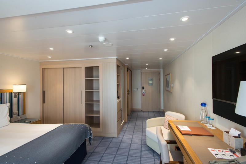 The Accessible Penthouse Junior Suite on Viking Sky