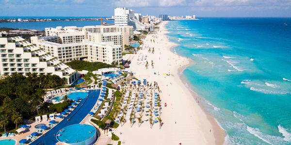 Cancun, Mexico (Photo: SVongpra/Shutterstock)