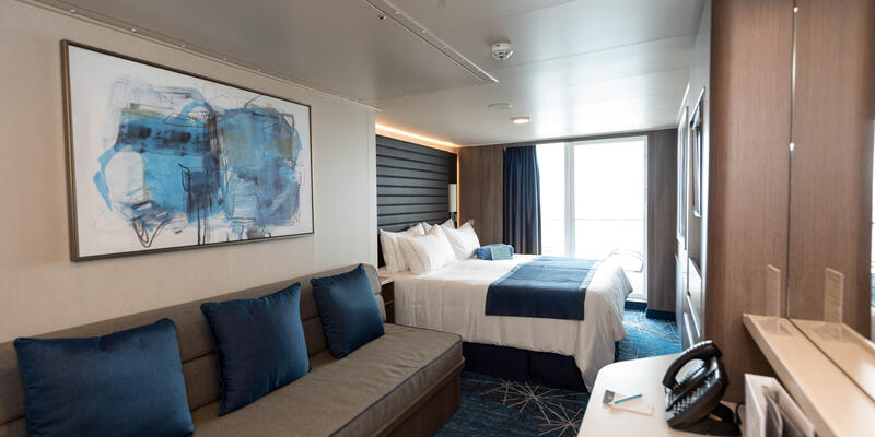 The Mini-Suite on Norwegian Bliss