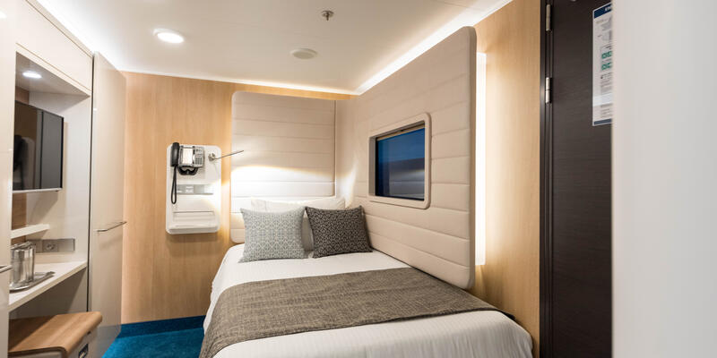 The Studio Cabin on Norwegian Bliss