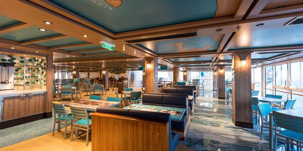 Jimmy Buffett's Margaritaville at Sea on Norwegian Bliss (Photo: Cruise Critic)