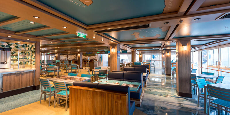 Jimmy Buffett's Margaritaville at Sea on Norwegian Bliss (Photo: Cruise Critic)