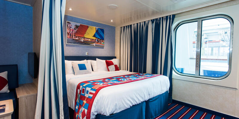The Family Harbor Suite on Carnival Horizon