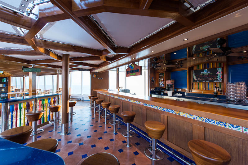 BlueIguana Tequila Bar on Carnival Horizon