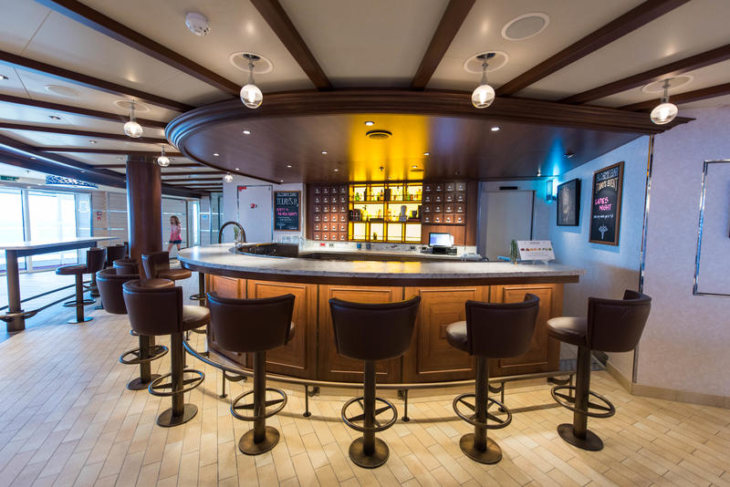 Alchemy Bar on Carnival Horizon