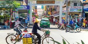 Ho Chi Minh City, Vietnam (Shutterstock)