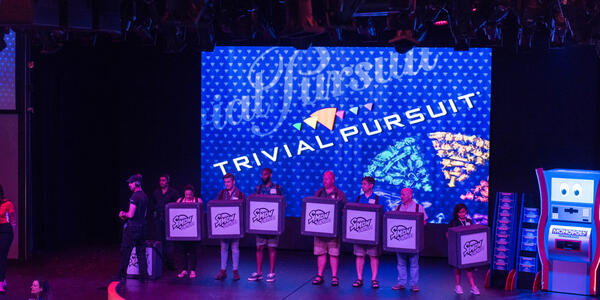 Hasbro Gameshow on a Carnival Vista class ship (Photo: Cruise Critic)