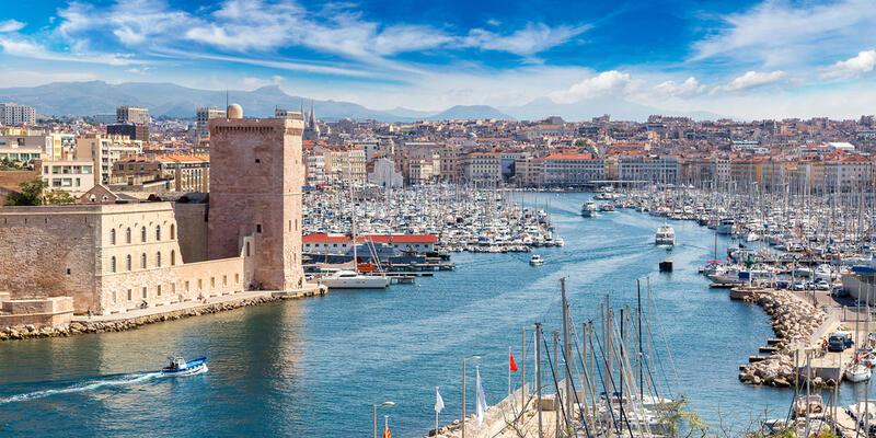 Marseilles (Shutterstock)