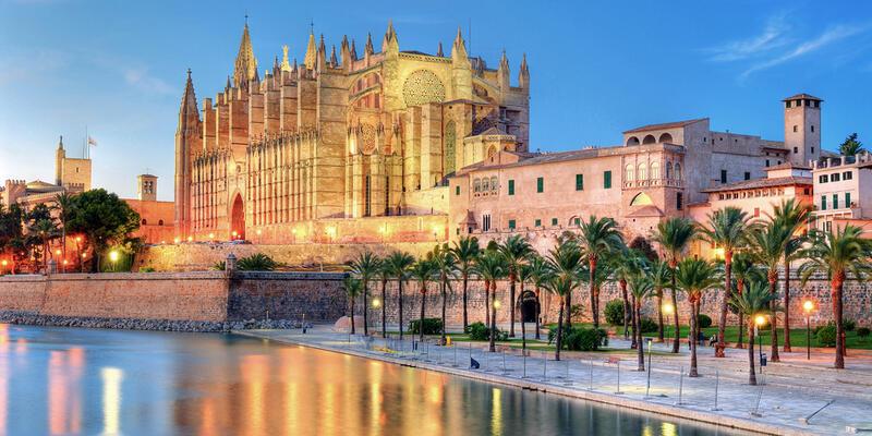 Palma de Mallorca (Photo: Shutterstock)