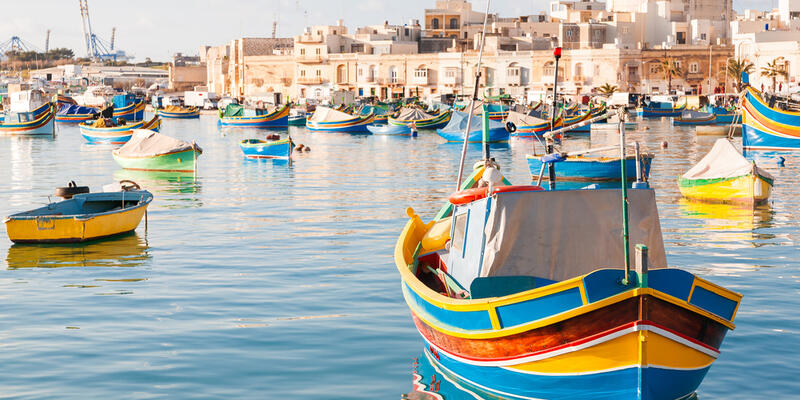 Malta (Photo: Shutterstock)