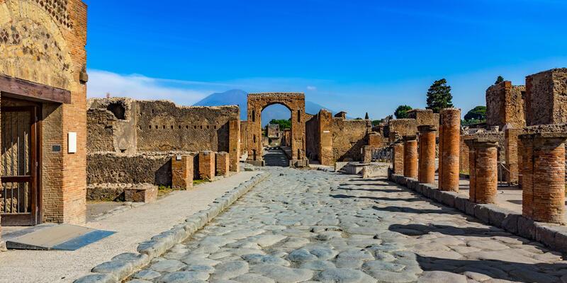 Near Naples, Vesuvius (Photo: Shutterstock)