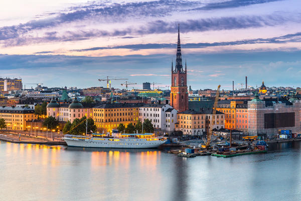 Stockholm (Photo: Shutterstock)