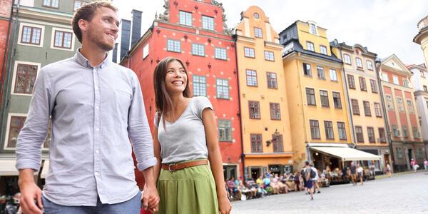 Stockholm's Gamla Stan (Photo: Shutterstock)