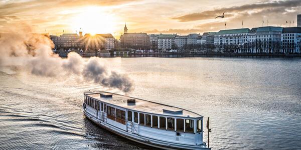 Hamburg (Photo: Shutterstock)