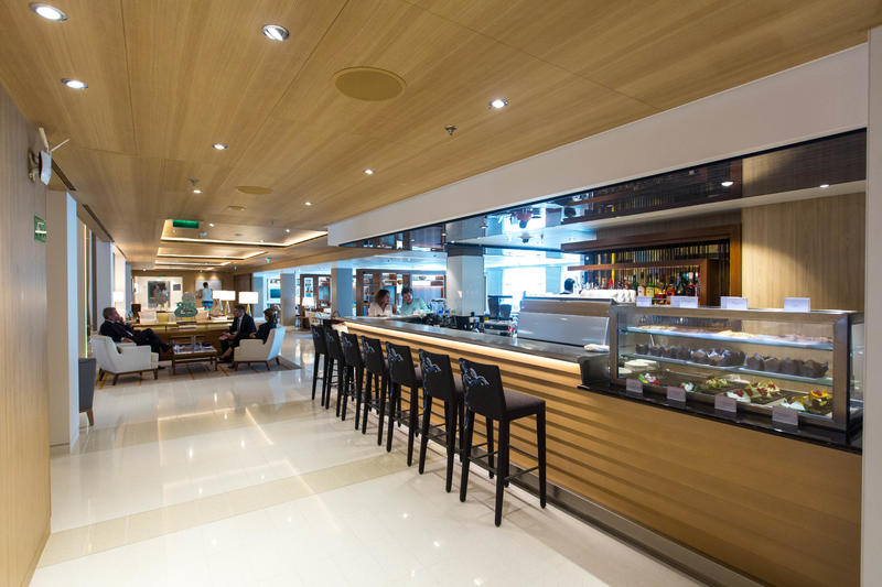 The Viking Bar on Viking Orion