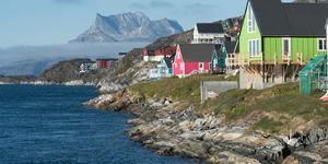 Greenland's Nuuk (Photo: Shutterstock)