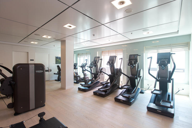 Fitness Center on Viking Orion