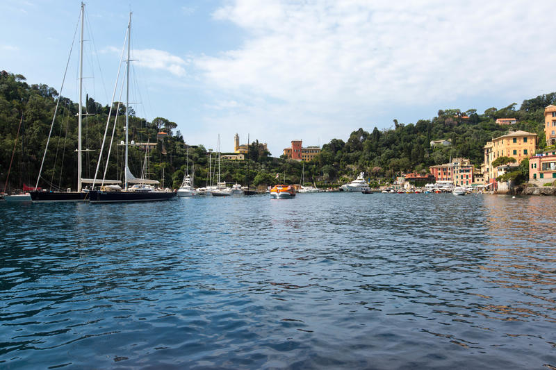 Portofino Cruise Port