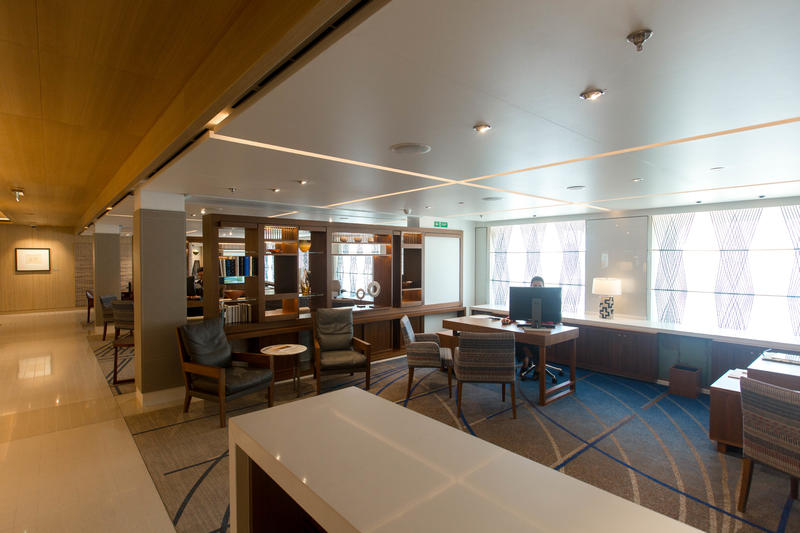 Guest Services on Viking Orion