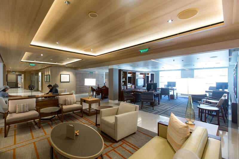 The Living Room on Viking Orion