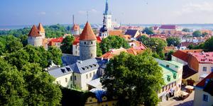 Tallinn (Photo: Shutterstock)