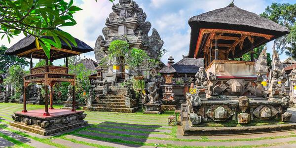 Ubud, Bali (Photo: Shutterstock)