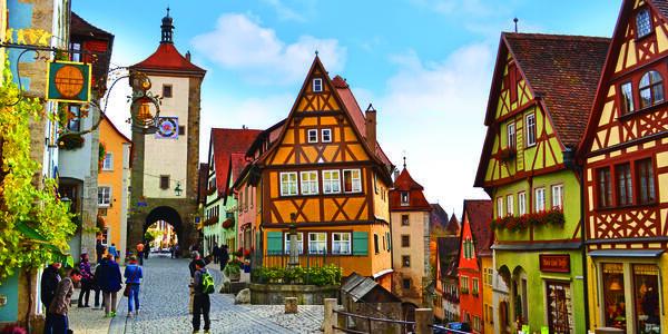 Rothenburg (Photo: Caroline Gladstone)