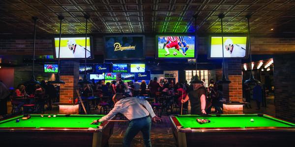 Playmakers Sports Bar & Arcade (Photo: Royal Caribbean)
