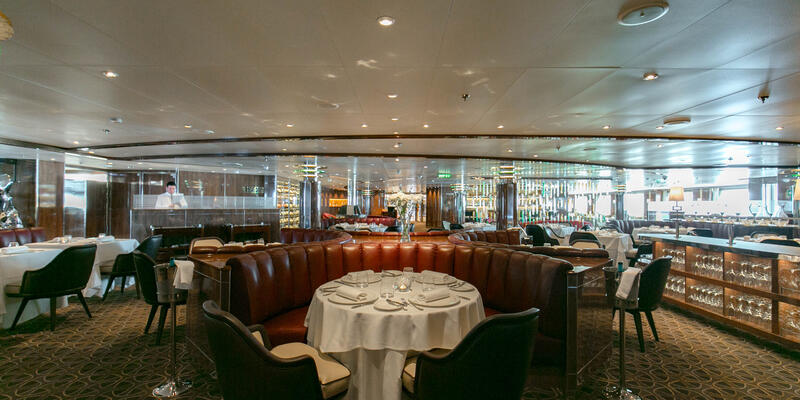 The Grill by Thomas Keller on Seabourn Ovation