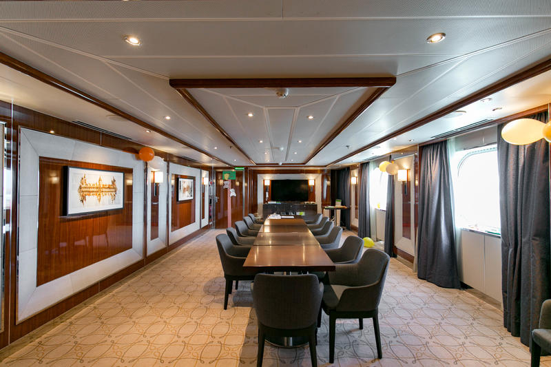 Meeting Room on Seabourn Ovation