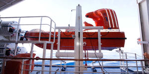 Life Boats on Celebrity Reflection (Photo: Cruise Critic)