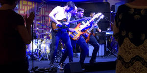 Rolling Stone Rock Band (Photo: Cruise Critic)
