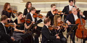St. Petersburg Capella Symphony Orchestra in Russia (Photo: StockphotoVideo/Shutterstock)