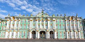 Hermitage Museum in St. Petersburg, Russia (Photo: Mistervlad/Shutterstock)