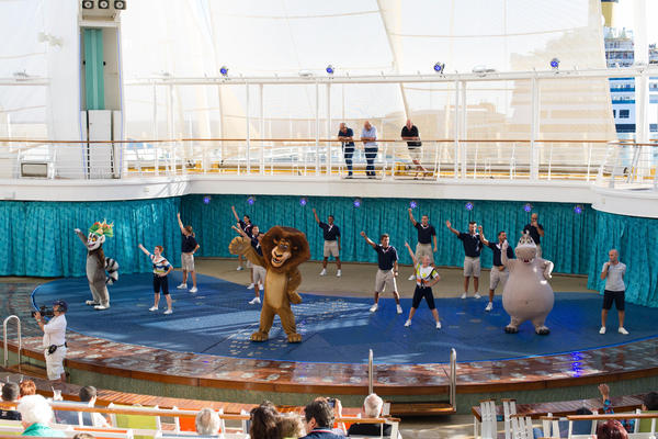 Royal Caribbean To End Partnership with DreamWorks