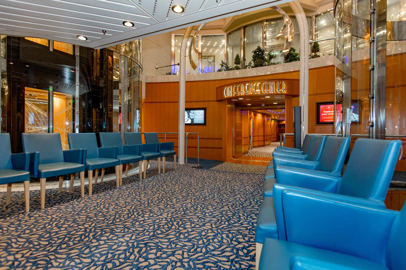 Conference Center on Mariner of the Seas